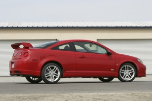 2009 Chevrolet Cobalt SS Coupe